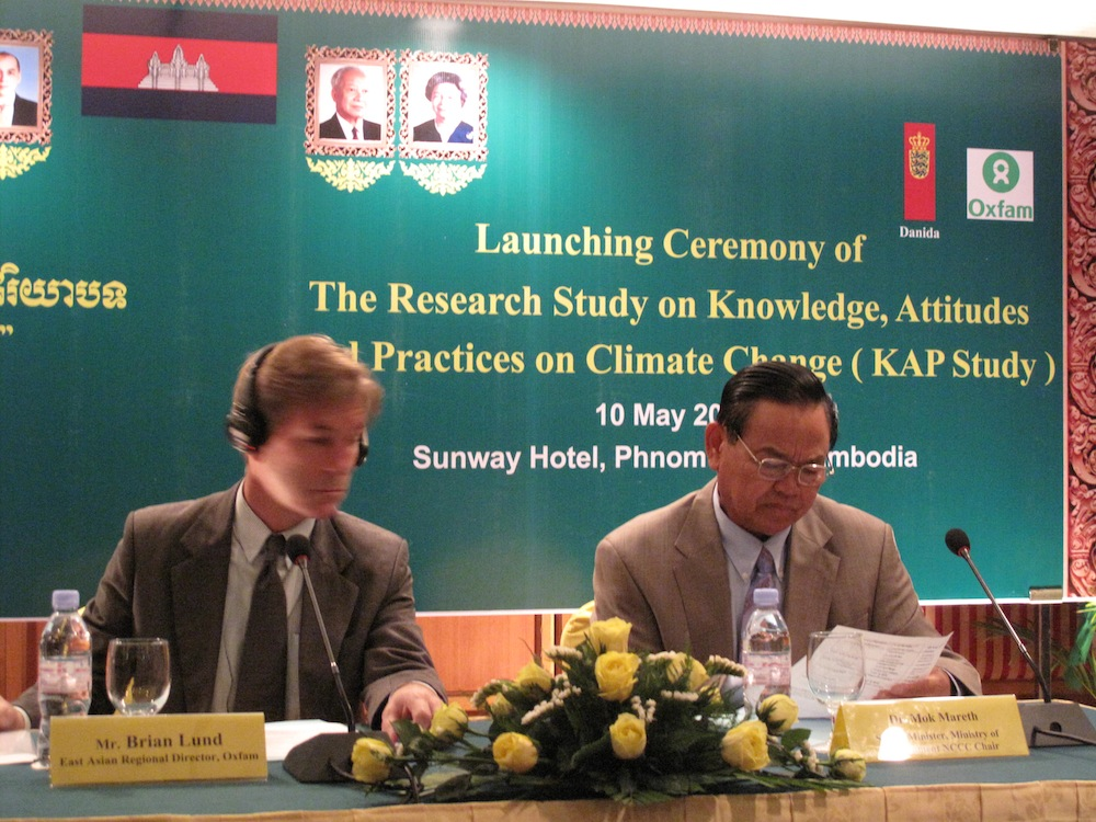 Launch of KAP Survey
